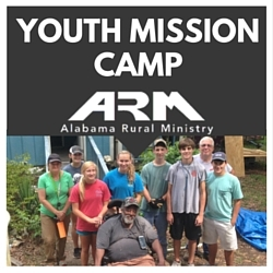 Youth Mission Camp 2017